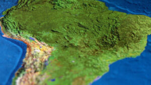 O Brasil e um entorno geográfico problemático