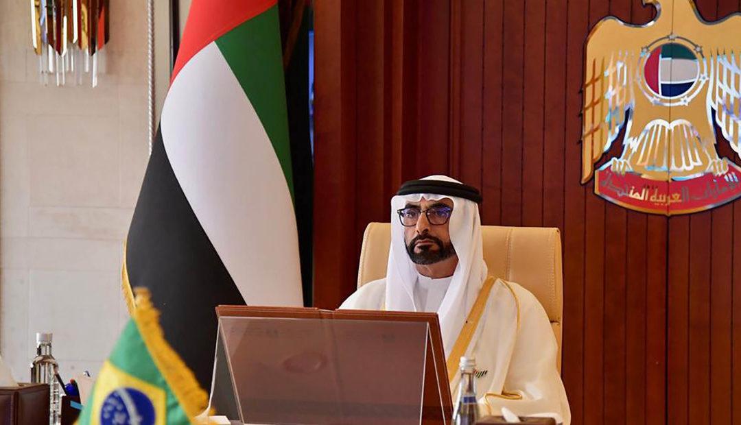 Brasil e Emirados Árabes Unidos discutem cooperação em Defesa