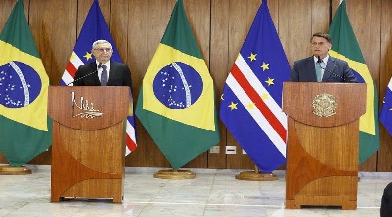 Brasil quer mais relações com Cabo Verde, a porta de entrada na África Ocidental