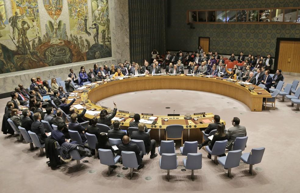 Brasil volta ao Conselho de Segurança da ONU