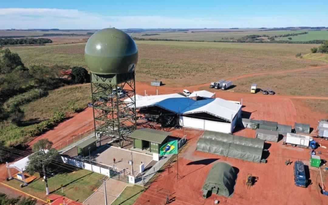 Inaugurada Estação Radar da FAB para ampliar monitoramento aéreo