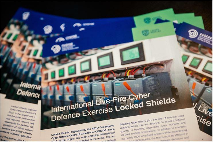 Núcleo do Centro de Defesa Cibernética da Aeronáutica participa do Locked Shields 2021
