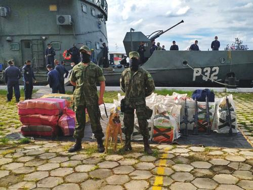 Operação Ágata Amazônia é encerrada na região da Tríplice Fronteira