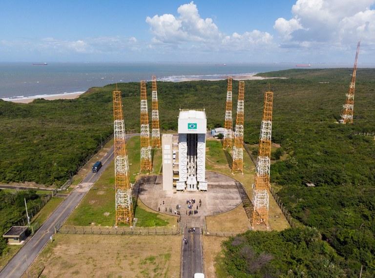 Selecionadas as empresas que irão operar no Centro Espacial de Alcântara