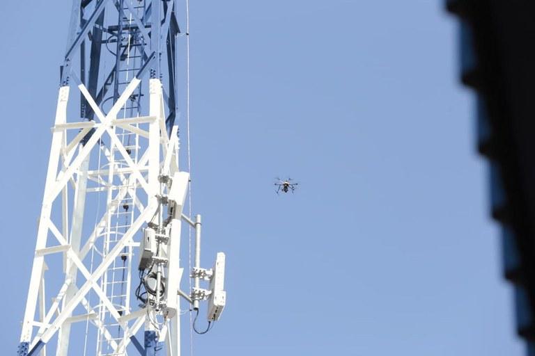 Inaugurada a primeira antena de 5G em área rural do país
