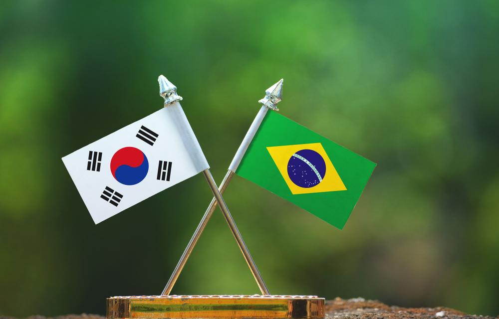 Acordo comercial com Coreia do Sul terá impacto de R$ 416,8 bilhões