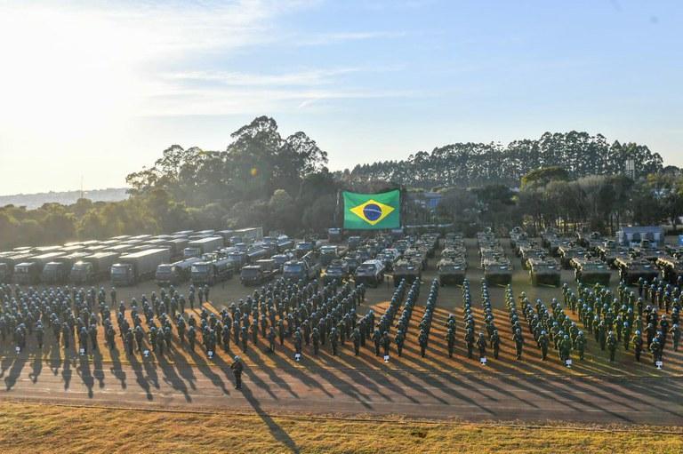 ONU reconhece excelência dos militares brasileiros para emprego em missões de paz
