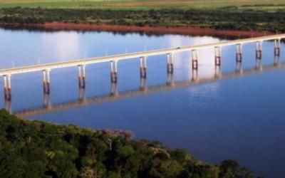 Prorrogada a concessão da ponte que liga São Borja, no Brasil, a Santo Tomé, na Argentina